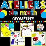 Ateliers de math - GÉOMÉTRIE