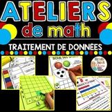 Ateliers de math - TRAITEMENT DES DONNÉES