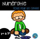Ateliers de numératie/ French maths center workshops