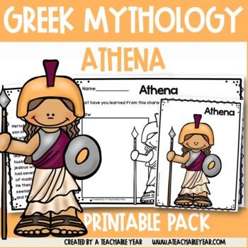 Athena- Myths Free