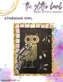 Athenian Owl Art Project