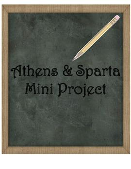 Athens & Sparta Mini Project
