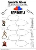 Athens V. Sparta Rap Battle