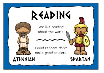 Athens and Sparta (Ancient Greeks)