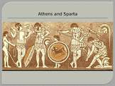 Athens and Sparta Comparison Power Point
