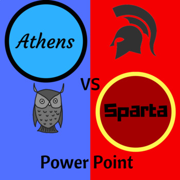 Athens and Sparta Powerpoint Presentation