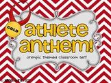 Athlete Anthem! {Olympic Themed Classroom Set!}