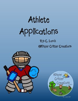 Athlete Applications