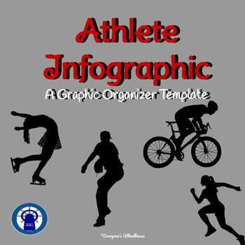 Athlete Infographic Template