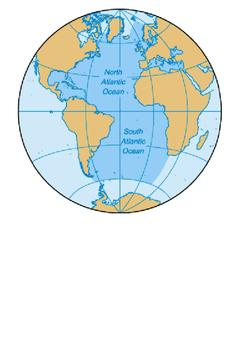 Atlantic Ocean Word Search