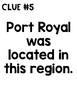 Atlantic Region Mystery Puzzle