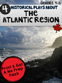 Historical Plays About: The Atlantic Region