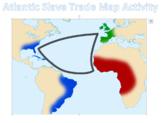 Atlantic Slave Trade Map Activity