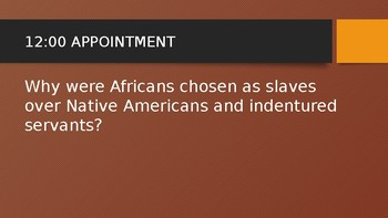Atlantic Slave Trade Power Point