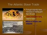 Atlantic Slave trade presentation
