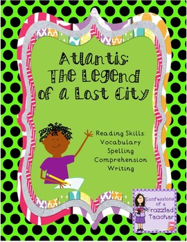 Atlantis: The Legend of a Lost City (Scott Foresman Reading Street)
