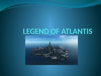Atlantis Theories