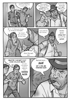 Atlas Black: The Complete Adventure Chapter 1