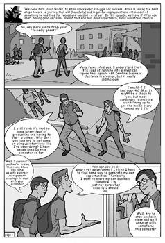 Atlas Black: The Complete Adventure Chapter 2
