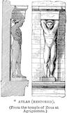 Atlas Caryatids