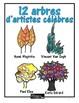 Atelier d'arts plastiques: Étude sur les arbres