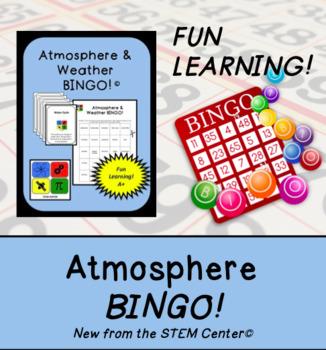Atmosphere Bingo