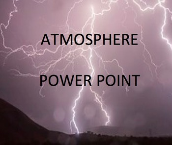 Atmosphere Power Point