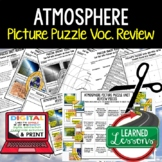 Atmosphere (Air, Water, Weather, Climate) Picture Puzzle S