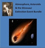 Atmosphere, Asteroids & the Dinosaur Extinction Event Bundle
