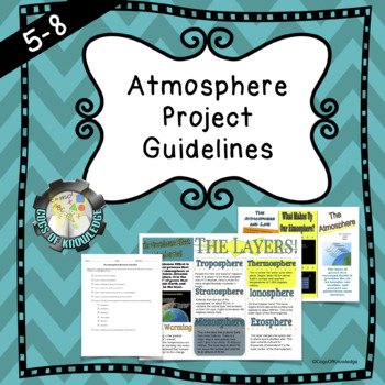 Atmosphere Brochure Project with Example, Template and Checklist