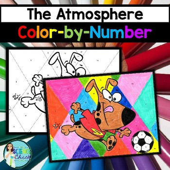 Atmosphere Color-by-Number