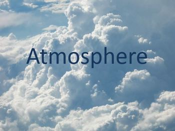 Atmosphere Notes Bundle