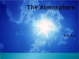 Atmosphere, Pollution, Layers of the Atmosphere, and Composition PowerPoint