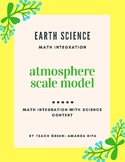Atmosphere Scale Model