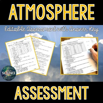 Atmosphere - Science Assessment