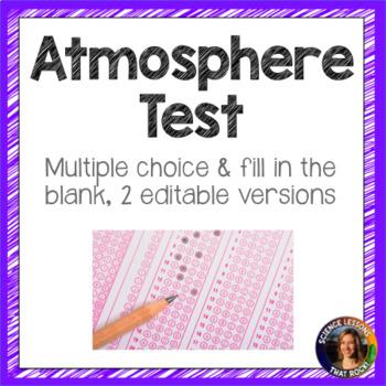 Atmosphere Test- 2 Versions