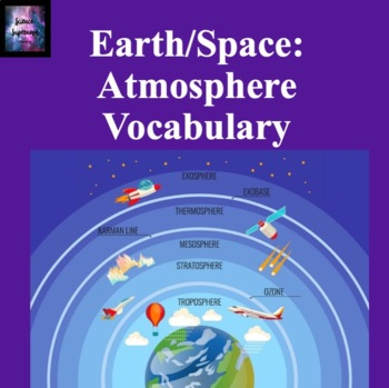 Atmosphere Vocabulary