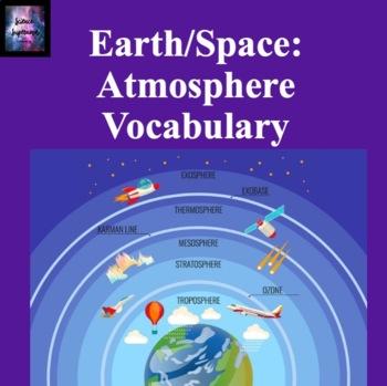 Atmosphere Vocabulary