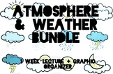 Atmosphere & Weather BUNDLE: 1 Week Powerpoint Lecture wit
