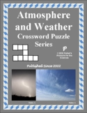 Atmosphere / Weather-Themed Crossword Puzzle Series