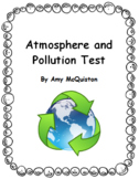 Atmosphere and Pollution Test