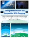 Atmospheric Layers Structure and Graphing LAB (An Earth Science Favorite!)