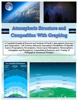 Atmospheric Layers Structure and Graphing LAB (An Earth Sc