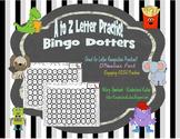 AtoZ Letter Recognition Bingo Dotter Set