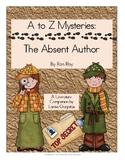 AtoZ Mysteries: Absent Author Literature Companion