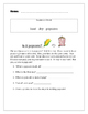 AtoZCompreshension Sheets