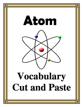 ATOM VOCABULARY