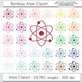 Atom Clipart Atoms Clip Art Physics Clipart Science Clipar