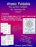 Atom Foldable (3D Basic Atomic Structure)