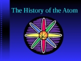 Atom History Powerpoint